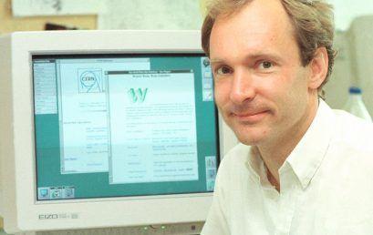 La World Wide Web cumple 29 años y corre peligro su neutralidad