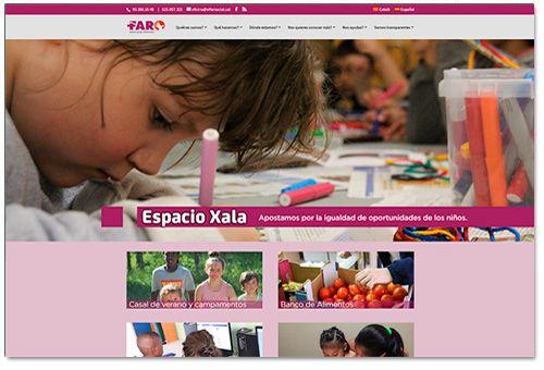 Servicio Social El Faro