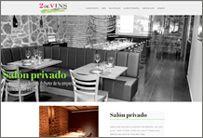 Restaurante 2 de Vins el Prat